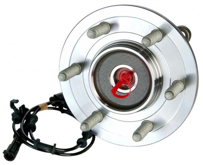 Moog Hub Assemblies 515043, Wheel Bearing and Hub Assembly, OE Replacement