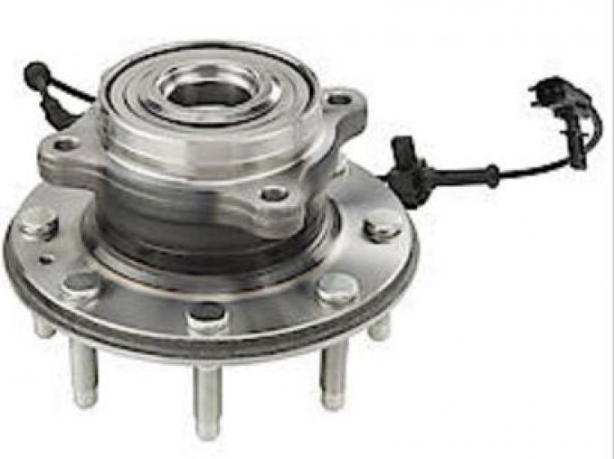 Moog Hub Assemblies 515145, Wheel Bearing and Hub Assembly, OE Replacement