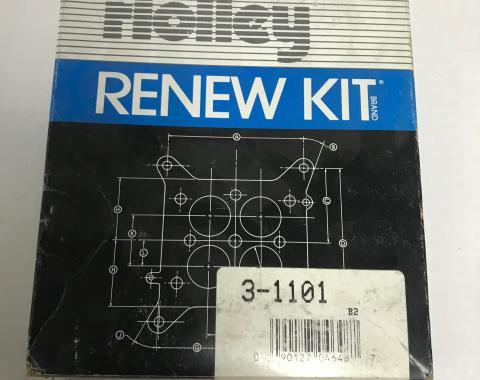 Holley Carburetor Rebuild Kit, 3-1101