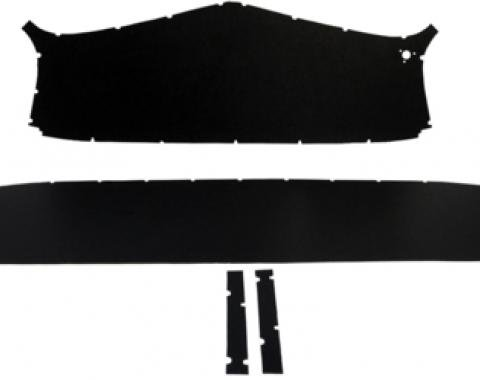 Chevy & GMC Truck 4 Piece Headliner, 1947-1949