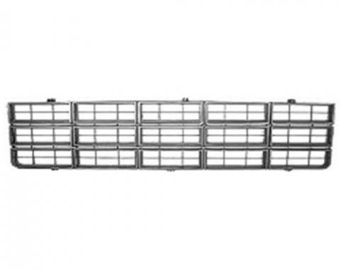 Chevy Or GMC Truck Inner Grill, Silver 1973-1980