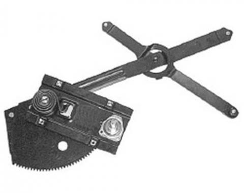 Chevy Truck Window Regulator, Left, 1974-1976
