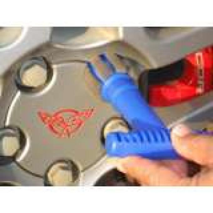 Wheel Lug Nut Cleaning/Polishing Brush