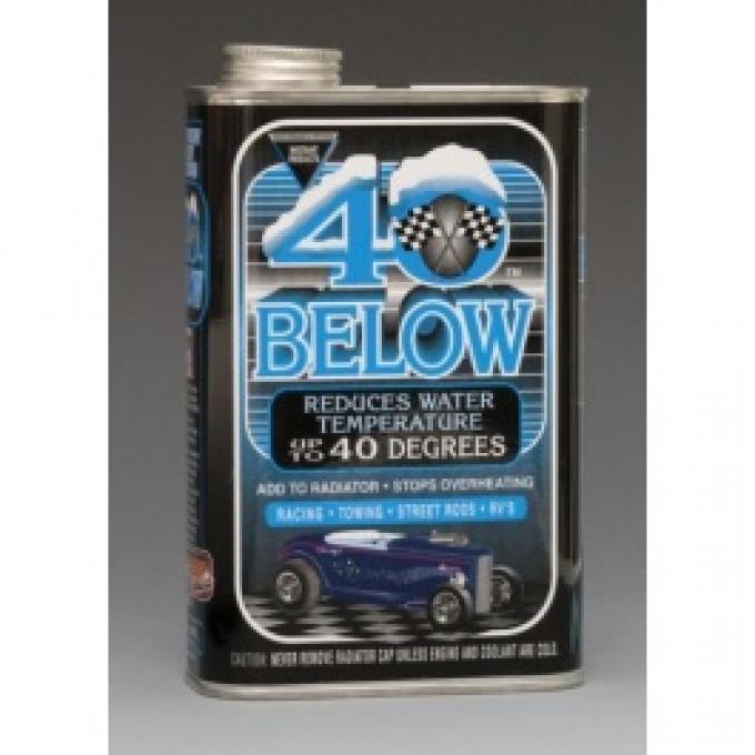 Radiator Coolant Additive, 40 Below, Pro Blend (ORMD)