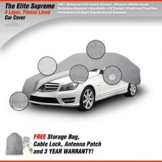 FORD RANCHERO Elite Supreme Fleece Lined Car Cover, Gray, 1960-1967