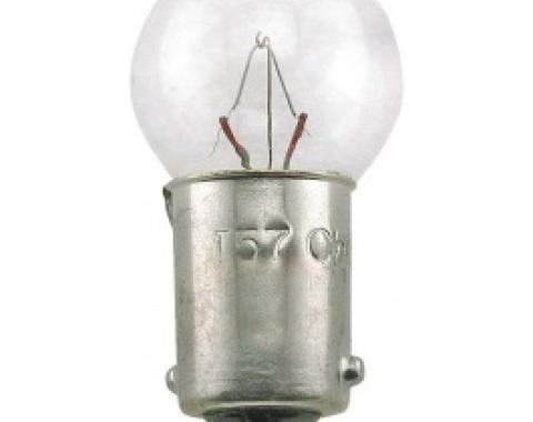 Ford Thunderbird Light Bulb, Clock, 1962