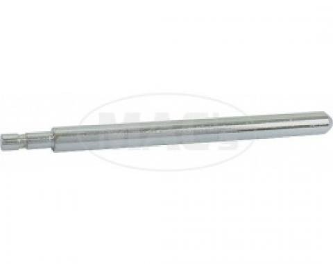Ford Thunderbird Sun Visor Anchor Pin, Chrome, Does Not Include Tip, 1961-63
