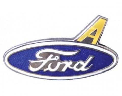 Hat Pin, Ford Oval With A