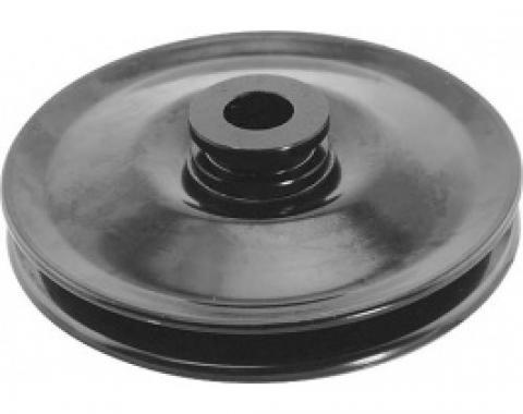 Ford Thunderbird Power Steering Pump Pulley, Ford Pump With Air Conditioning, 390 & 428 V8, 1965-66