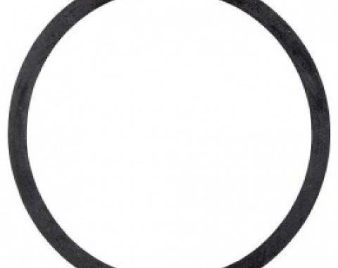 Ford Thunderbird Eaton Power Steering Pump Reservoir Lid Seal, 5 29/64 OD x 4 3/4 ID, Without Air Conditioning, 1961-65
