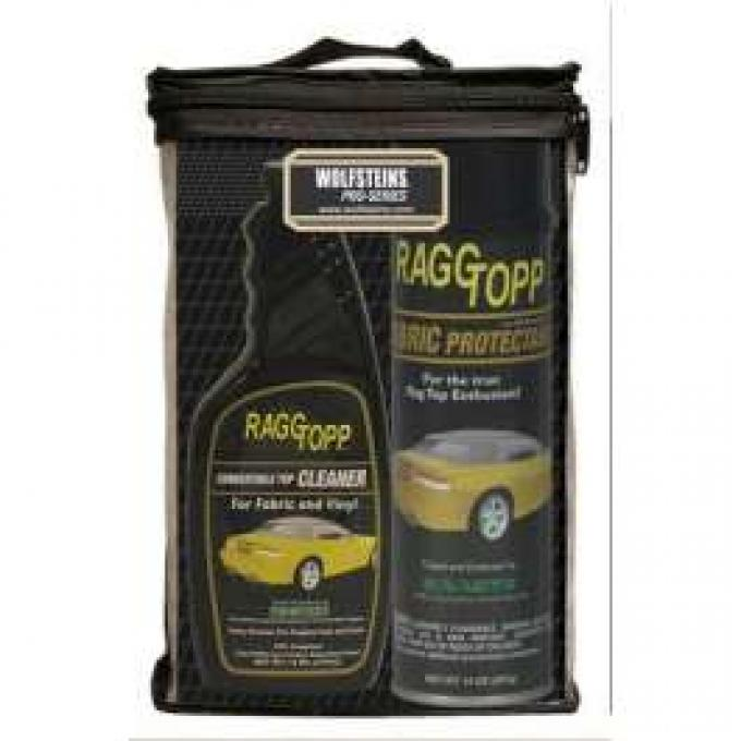 Cloth Top Care Kit, Convertible, RAGGTOPP
