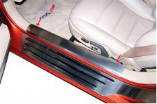 American Car Craft Doorsills Satin Inner 041026