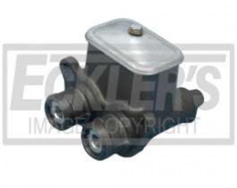 Chevy Truck Master Cylinder, Brake & Clutch, Manual Transmission, 1960-1962
