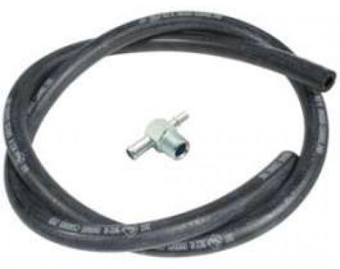 Chevy Truck Vacuum Hose Kit, Brake Booster, With T Fitting 1947-1987