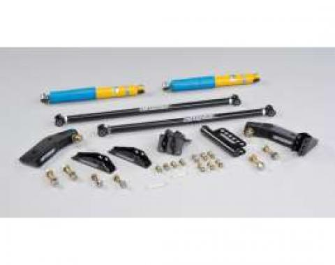 Chevy & GMC Truck Suspension Kit, Rear, C-10, Hotchkis, 1963-1972