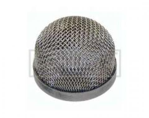 Chevy And GMC Truck Air Cleaner Flame Arrestor Cap, 1964-1972