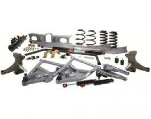 Chevy & GMC Truck Suspension Kit, Complete Performance Package, 1963-1970
