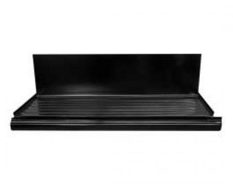 Chevy Truck Rocker Panel, With Step Plate, Right, 1955-1959