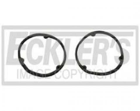 Chevy Truck Taillight Lens Gaskets, Fleet Side, 1958-1959