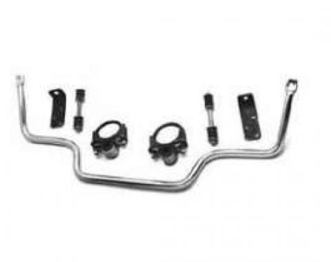 Chevy Truck Anti-Sway Bar Kit, Rear, 1947-1959