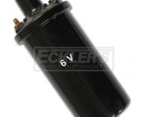 Chevy or GMC Truck Ignition Coil, 6 Volt, 1947-1954