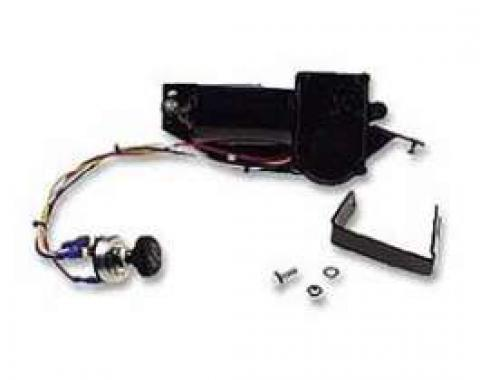 Chevy Truck Windshield Wiper Motor Conversion Kit, Electric, 1955-1957