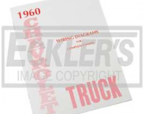 Chevy Truck Wiring Diagram Manual, 1960