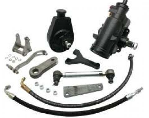 Chevy Truck Power Steering Kit, Quick Ratio, 1947-1955 (1st Series)