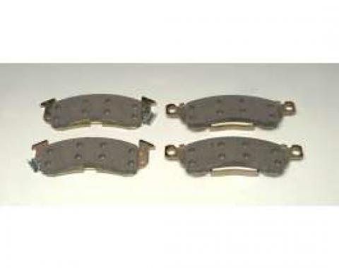 Chevy Truck Brake Pads, Front, 1969-1987