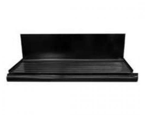 Chevy Truck Rocker Panel, With Step Plate, Left, 1955-1959