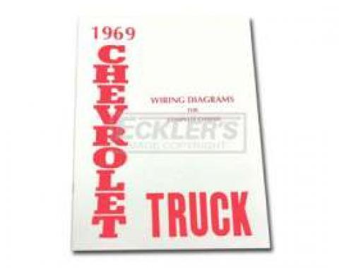 Chevy Truck Wiring Diagram, 1969