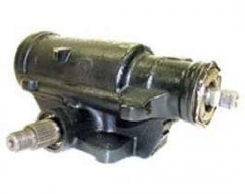 Chevy Truck Power Steering Box, With 2-Wheel Drive, Stock Ratio, 1968-1976