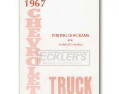 Chevy Truck Wiring Diagram, 1967