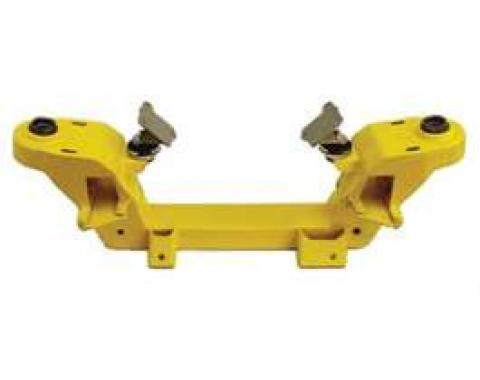 Chevy Truck Front Suspension Crossmember, IFS, Bolt-In, For Small Block Engine, Mustang II, Chassis Engineering, 1948-1954