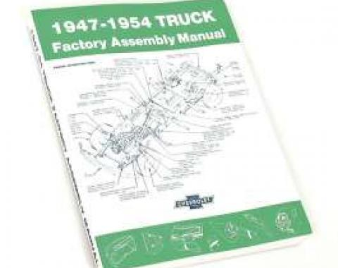 Chevy Truck Shop Assembly Manual, 1947-1955 (First Series)