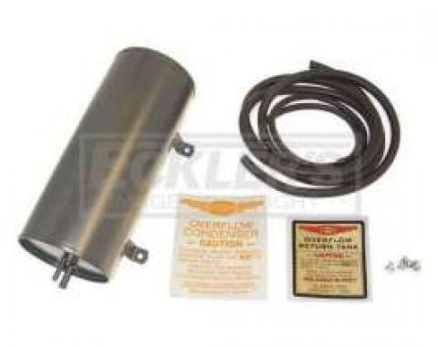 Chevy And GMC Truck Radiator Overflow Tank, 1947-1955 First Series