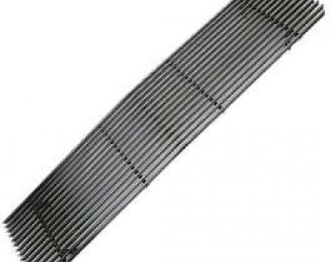 Chevy Truck Grille, Billet Aluminum, Polished, 1973-1980