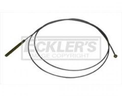 Chevy & GMC Truck Emergency Brake Cable, Front, Long Bed, 1955 (2nd Series)-1959