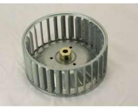 Chevy Truck Heater Blower Motor Wheel, Deluxe, 1955-1959
