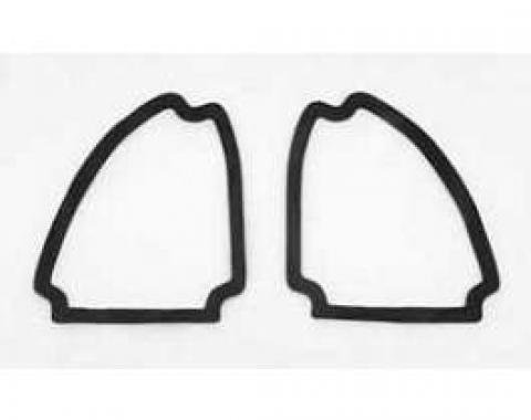 Chevy Taillight Lens Gaskets, Panel & Suburban, 1960-1966