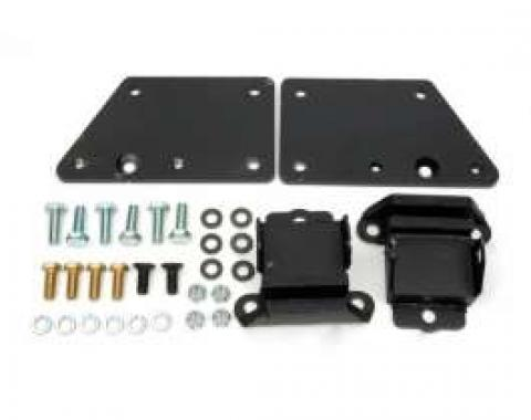 Chevy Engine Conversion Bracket Kit, LS1, 1969-1987