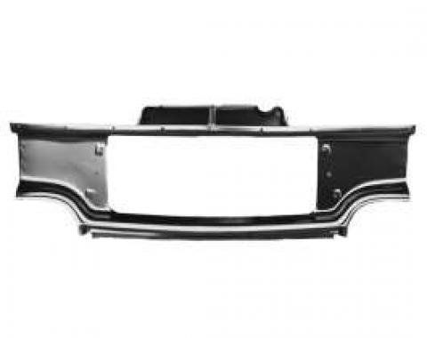Chevy Truck Grille Support Panel, 1958-1959