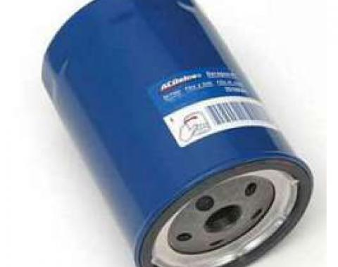 Chevy Truck Oil Filter, PF1218, ACDelco, 1965-1992