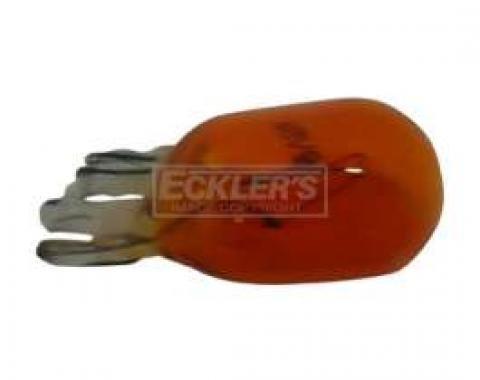 Chevy Truck Bulb, Side Marker Light, Amber, 1973-1980