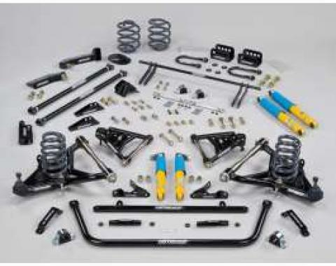 Chevy Truck Total Vehicle Suspension System, Hotchkis C-10 2-Wheel Drive 1967-1972