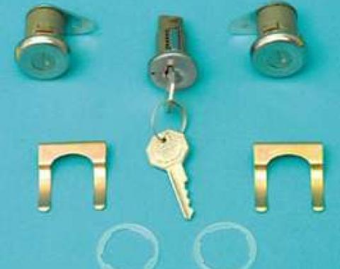 Chevy Truck Lock Set, 1967-1972