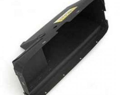 Chevy Truck Glove Box, For Trucks With Air Conditioning, 1967-1972