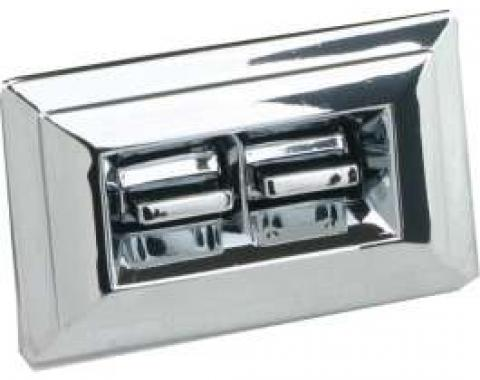 Chevy Truck Power Window Switch, Double