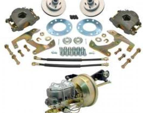 Chevy Truck Disc Brake Kit, 5-Lug, 1947-1954