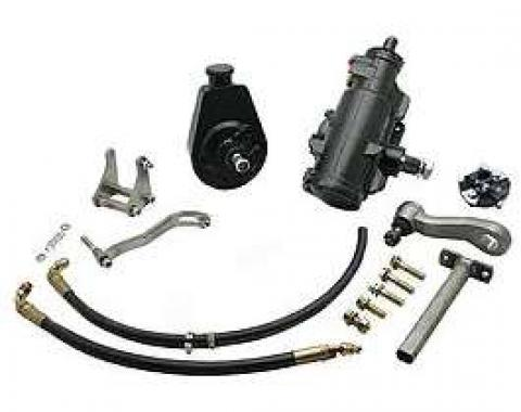 Chevy Truck Power Steering Conversion Kit, Quick Ratio, 1967-1972